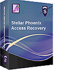 Stellar Phoenix Access Recovery - MS Access Recovery Software screenshot
